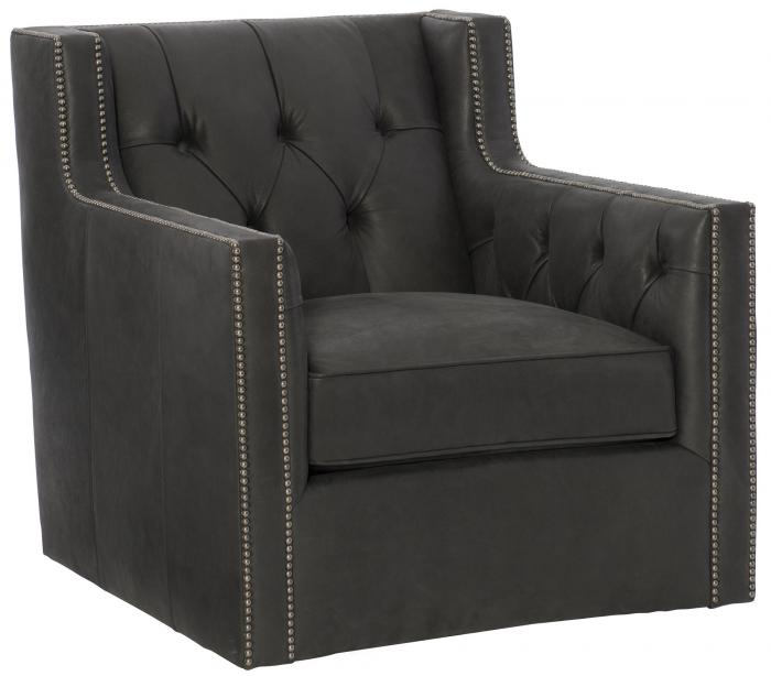 CANDACE LEATHER CHAIR 7272LO,Bernhardt