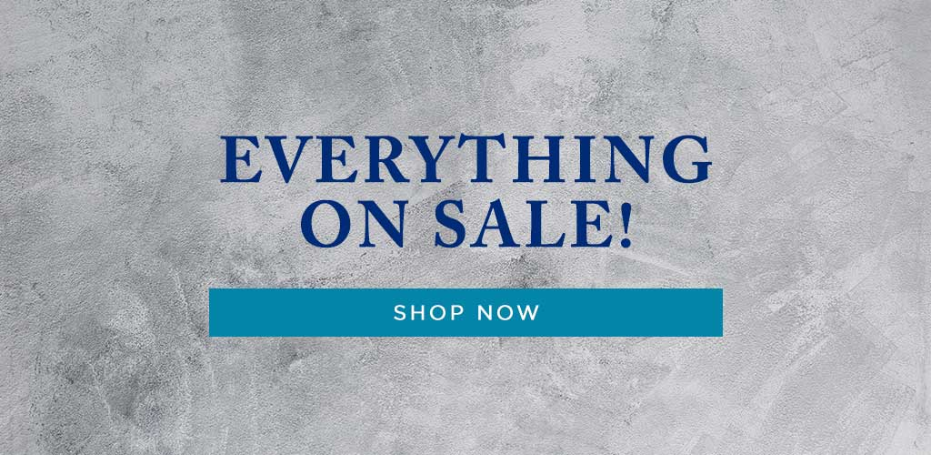 Everything is on Sale!