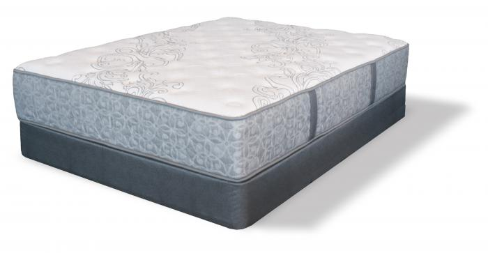 Serta Westmark King Plush Mattress w/ Foundation,Serta