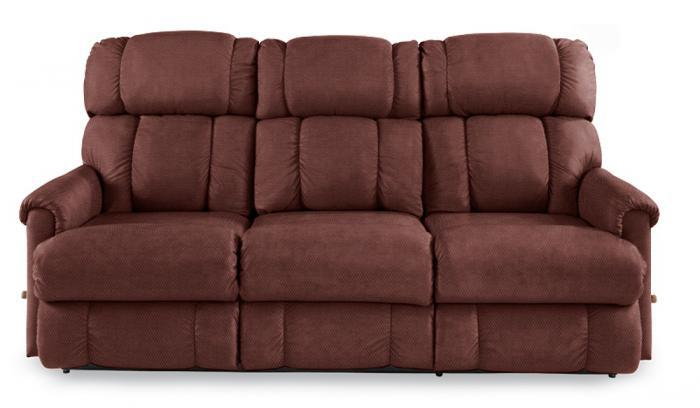 Pinnacle Reclina-Way Full Reclining Sofa,Lazboy