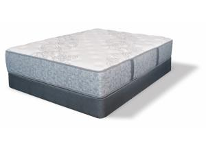 Serta Westmark King Plush Mattress w/ Foundation