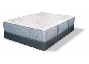 Serta Westmark Queen Firm Mattress w/ Foundation