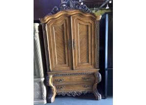 Natural Armoire,Leonardo Furniture