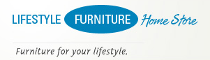 Lifestyle Furniture Home Store Logo
