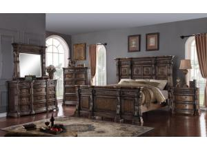 GOT 4pcs King Bedroom Set