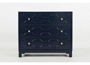 Matrix Accent Chest-Navy