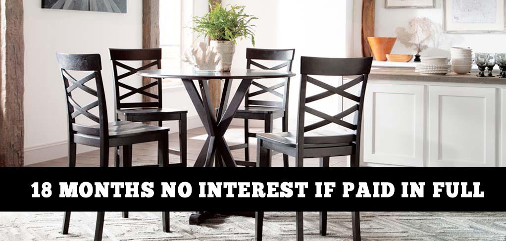 No Interest Financing if Paid in Full