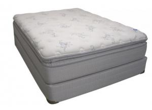 Melody Plush Twin Mattress Set