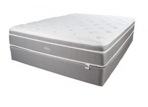 Aria Plush Twin Mattress Set