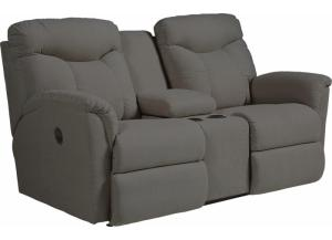 La-z-boy Fortune Power Reclining Loveseat with Console