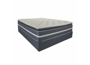 Southerland Sonata Ultra Pillowtop Queen Mattress Set