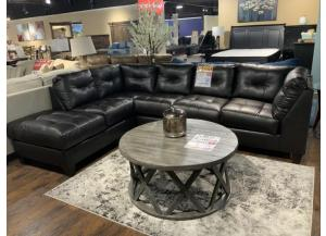 Image for Brown Sectional  American made