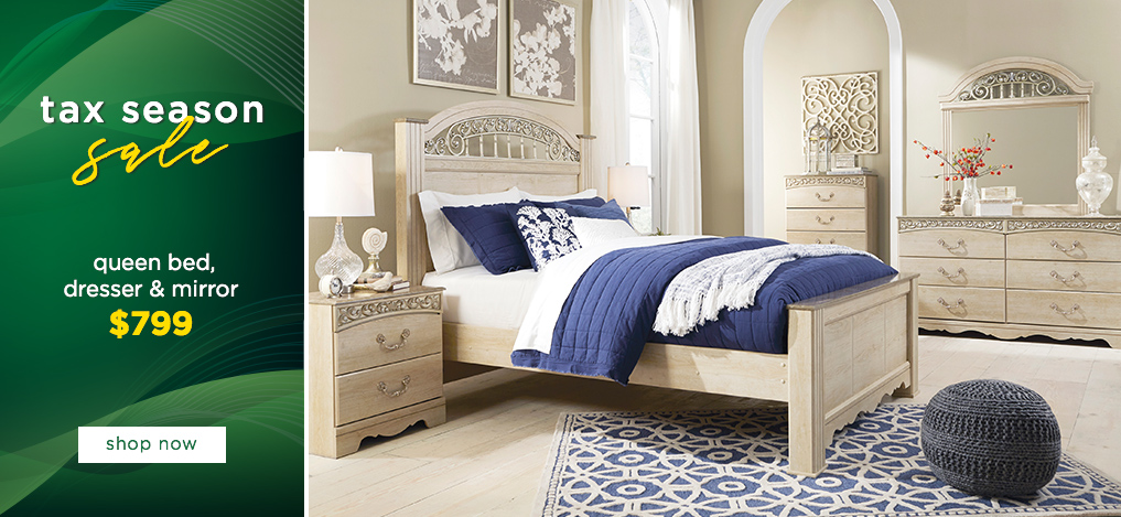 Tax Season Sale On All King-size Bedroom Fixtures