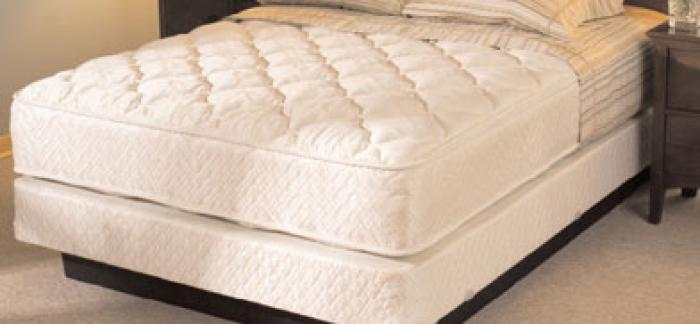 Ortho Comfort Double Sided Queen Mattress,Bedding Industries of America
