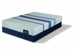 iComfort Blue 100 Gentle Firm Twin Mattress w/Foundation