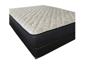 Bayside Firm Twin Mattress w/ Foundation