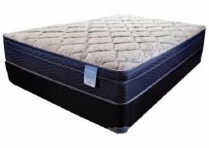 Catalina EuroTop Queen Mattress Set