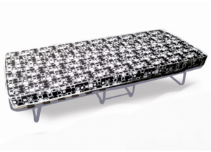 Image for Folding Bed 30""