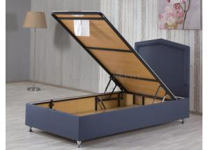 Casa Rest Platform Bed w/ storage