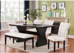 EFFIE-Dining Set 6Pcs