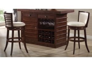 PACIFICA-Bar Table&Stools