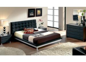 Toledo- 5 Pcs Queen Bedroom Set