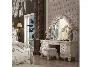 Versailles in bone white finish-Vanity Set (3Pcs)