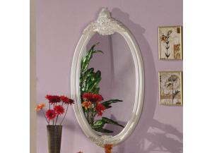 Pearl-Oval mirror