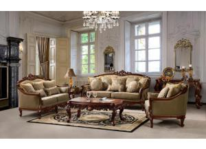 HD-09 Sofa and Loveseat Frosinone Collection