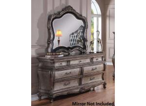 Chantelle Antique Platinum-Dresser