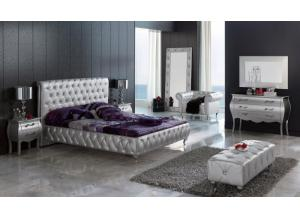 LORENA 623 6pcs Bedroom Set