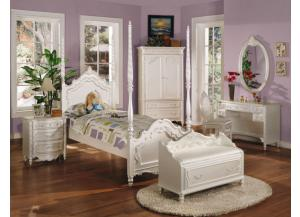 Pearl-Full Bedroom Set