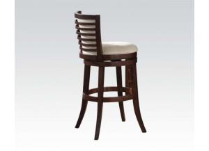 PACIFICA-Swivel Armless Bar Chairs
