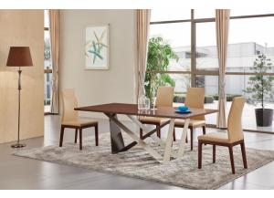5 Pcs Dining Room Set