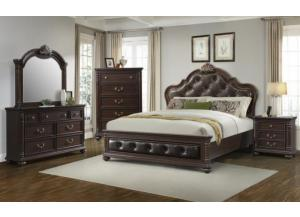 Classic Queen Bedroom Set