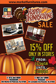 Thanksgiving Sale