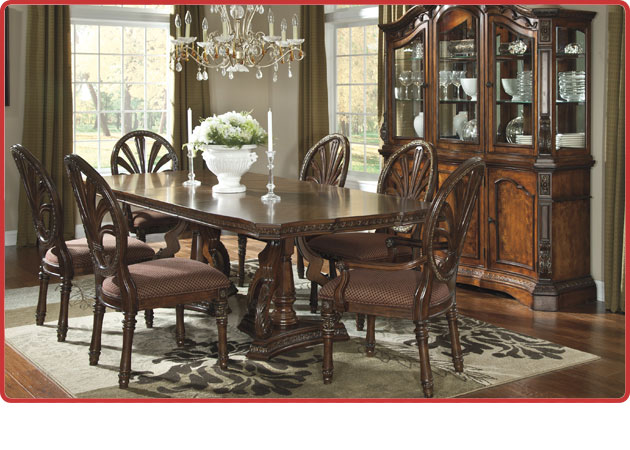 Contemporary Dining Room Furniture in McAllen, TX