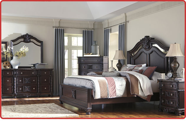 Modern Bedroom Furnishings in McAllen, TX