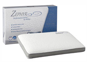 Zephyr Refresh White Ventilated Bed Pillow