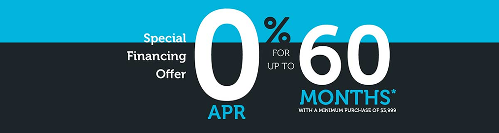 0% financing available when you buy your new mattress at Mattress and More