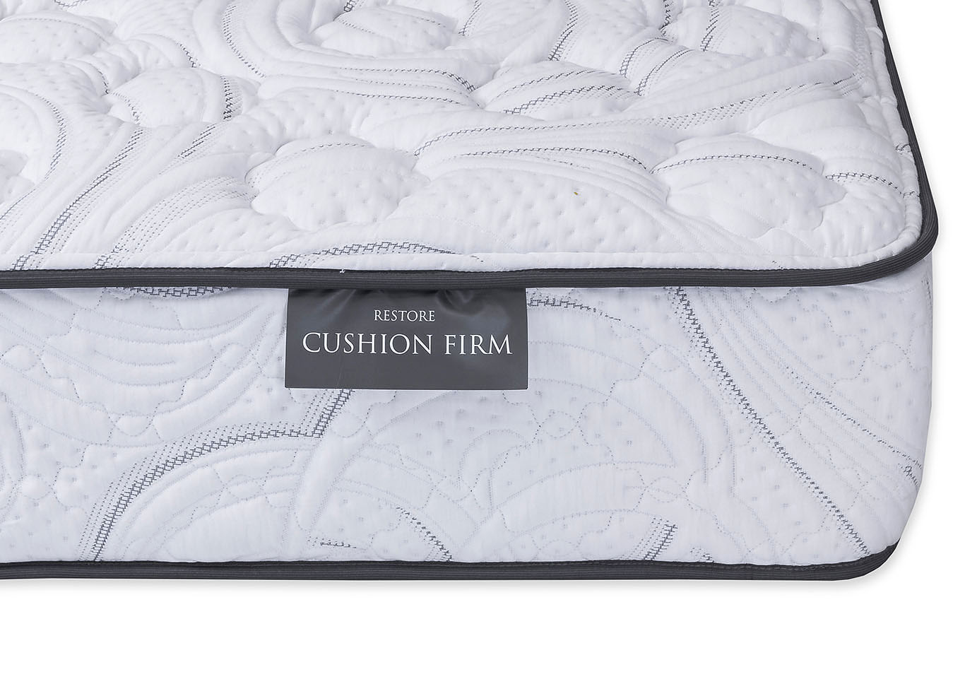 Natural Elements Restore Luxury Firm Twin Mattress,Natural Elements