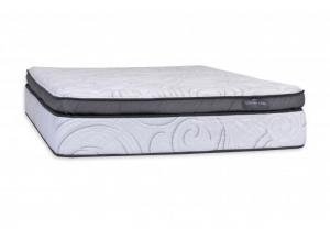 Natural Elements Restore Luxury Firm King Mattress