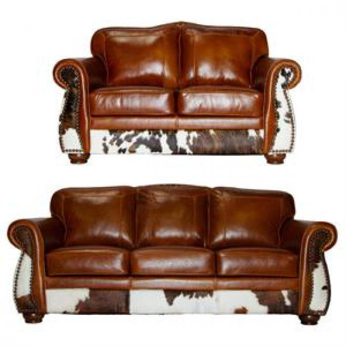 L.M.T. Rustic  Leathher/ Cowhide Collection,LMT Rustic