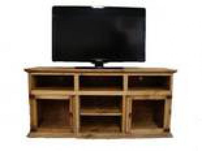 Million Dollar Rustic 2 Glass Door TV Stand,Million Dollar Rustic