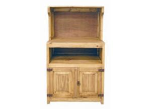 Million Dollar Rustic Microwave Stand