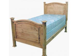 Million Dollar Rustic Twin Budget Bed