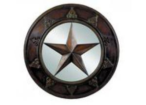 Million Dollar Rustic Texas Star 32