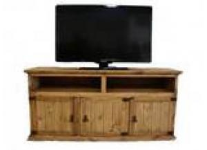 Million Dollar Rustic 3 Door TV Stand
