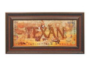 Million Dollor Rustic Texan Picture