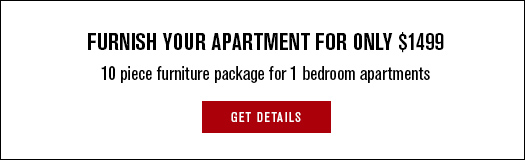 Furnish Your Apartment for $1499